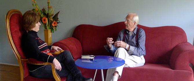 filosofische gesprekken Leiden