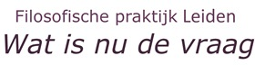 Filosofische praktijk Leiden